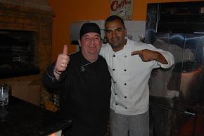 Chef Paulinho Pecora e Chef Evandro Tadeu