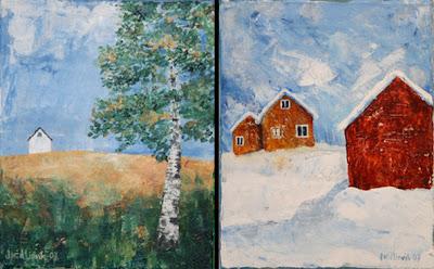 Sommer og vinter