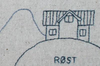 Hus på Røst