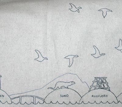 Sund, Nusfjord