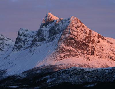 Verdens fineste fjell