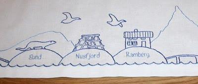 Sund, Nusfjord, Ramberg