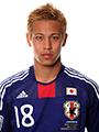Keisuke HONDA (JPN)