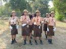 Pramuka Putri SMP Negeri 2 Manyaran