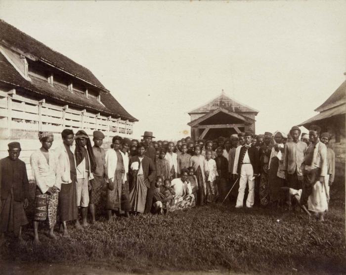 Berkat Orang Jawa, Islam Berkembang di Kaledonia Baru