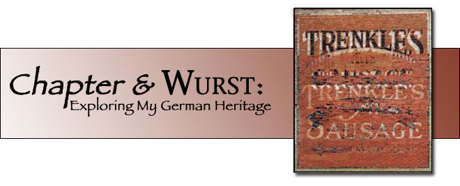 Chapter &amp; Wurst