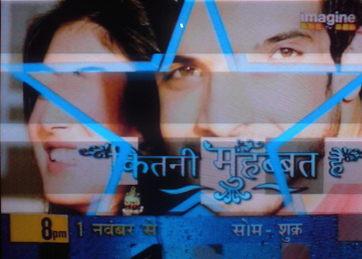 Kitni Mohabbat Hai 2 on NDTV Imagine