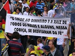 Marcha para Jesus em SP/ Junho-/2010