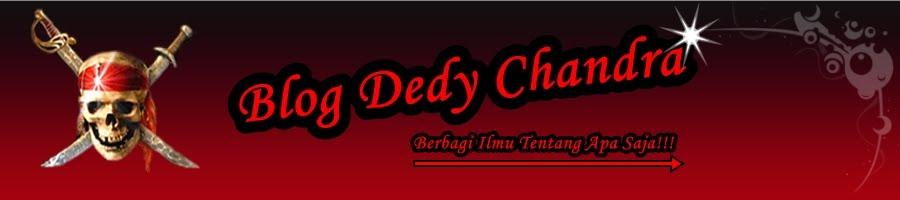 Dedy Chandra