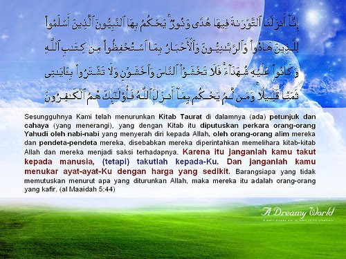 INGATLAH JANJI ALLAH
