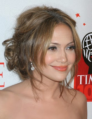 Jennifer Lopez Hairstyle. Being slim, though, is not Lopez's only beauty