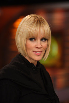 Celebrity hairstyles:Jenny McCarthy bob