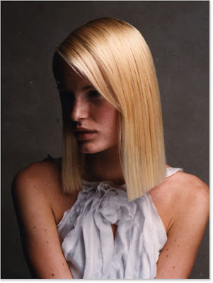 that it looks like a bob) -Blunt Cuts Hot Looks to Try for Summer 2009