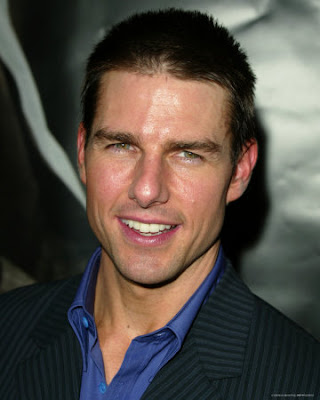 tom cruise long hairstyle. Celebrity Tom Cruise Short