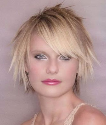 short punk girl hairstyles. Girl with short Punk Hairstyle