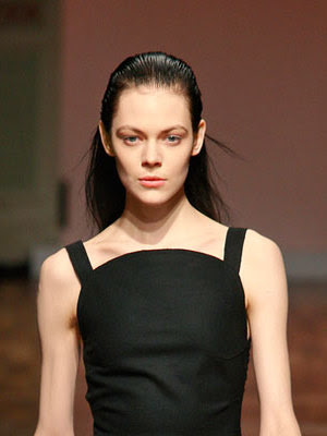 2010 Spring Summer Fashion - Runway Hair Trends