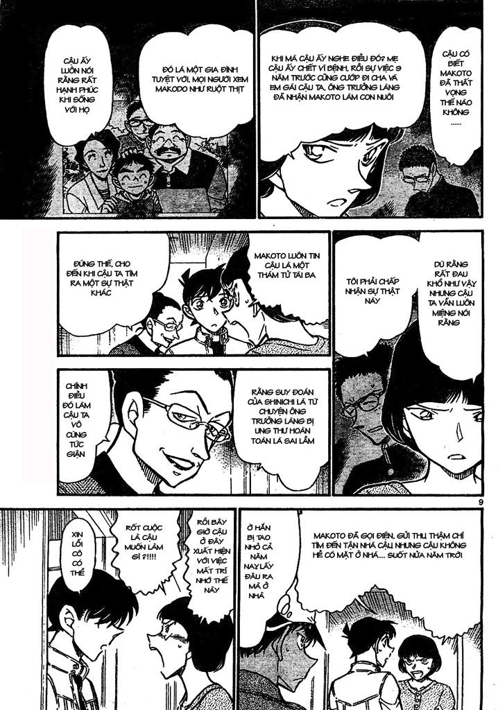 Detective Conan - Thám Tử Lừng Danh Conan chap 648 page 9 - IZTruyenTranh.com