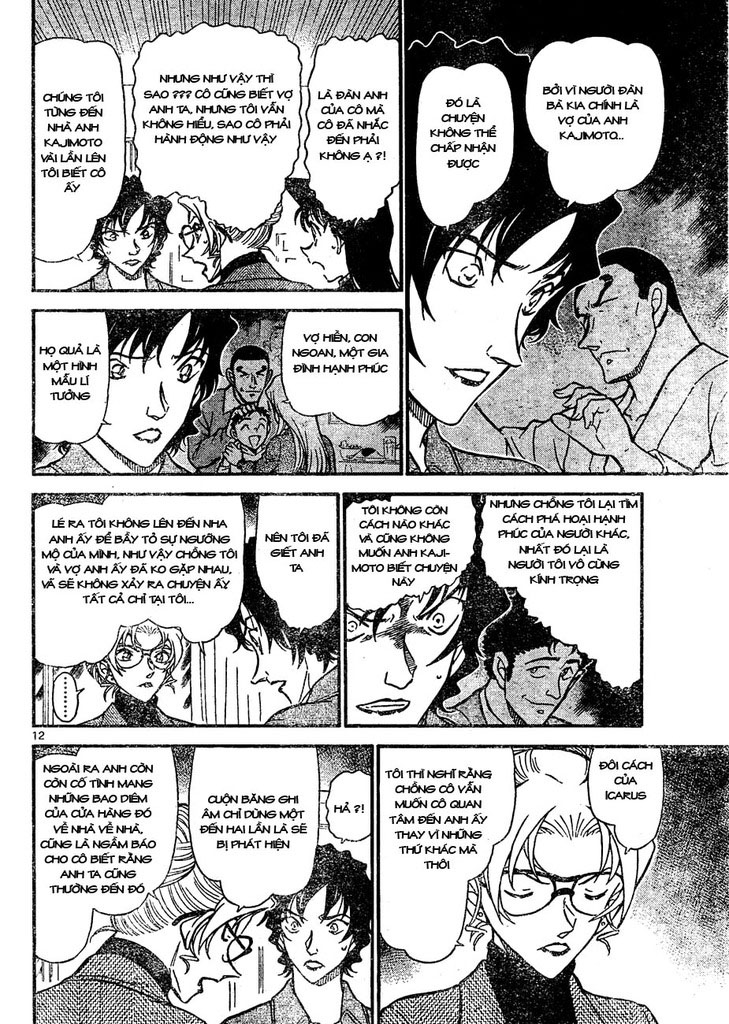 Detective Conan - Thám Tử Lừng Danh Conan chap 645 page 12 - IZTruyenTranh.com