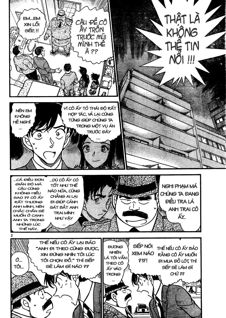 Detective Conan - Thám Tử Lừng Danh Conan chap 642 page 2 - IZTruyenTranh.com