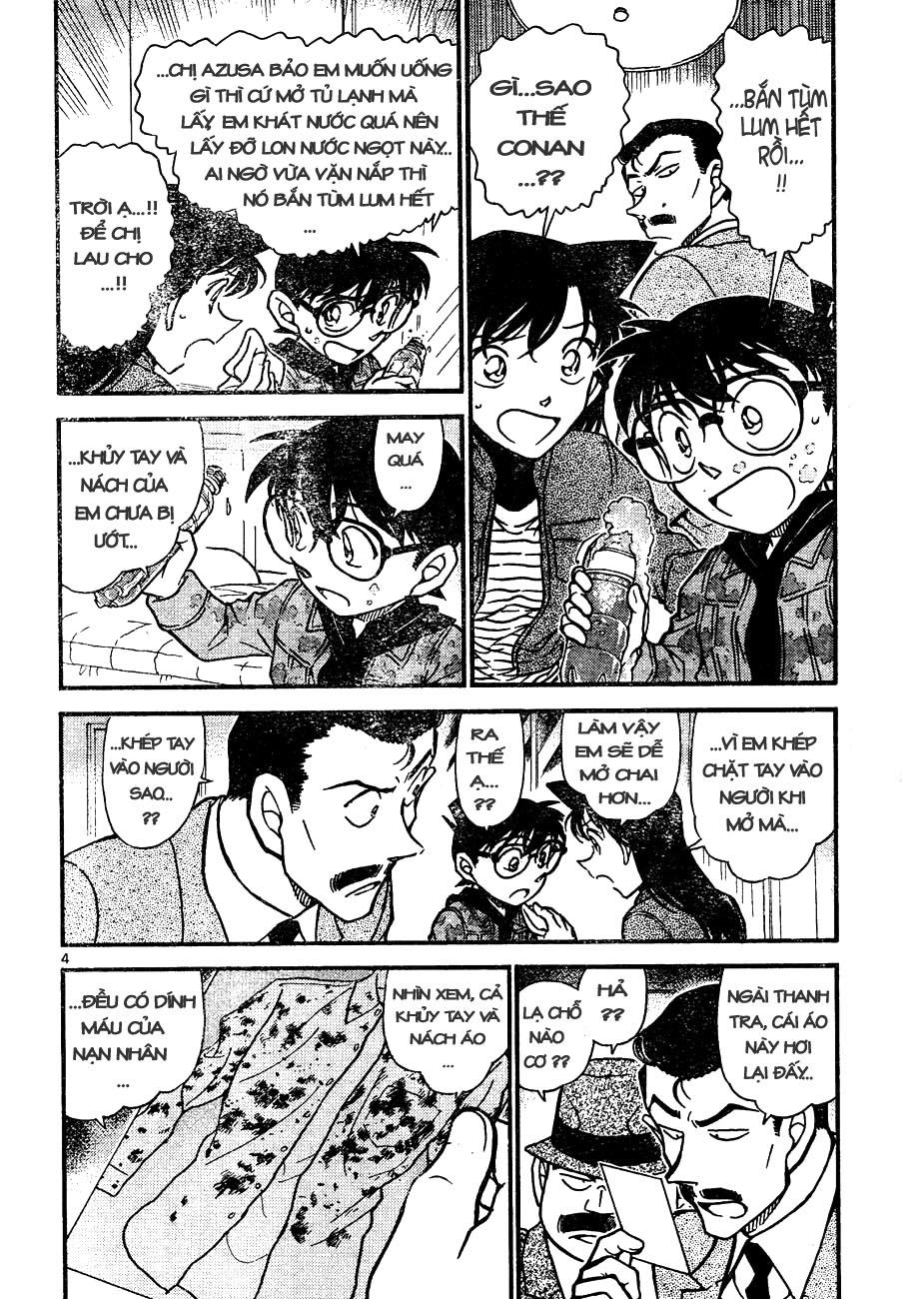 Detective Conan - Thám Tử Lừng Danh Conan chap 642 page 4 - IZTruyenTranh.com