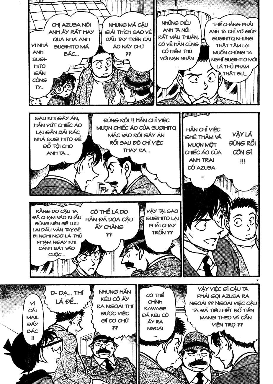 Detective Conan - Thám Tử Lừng Danh Conan chap 642 page 7 - IZTruyenTranh.com