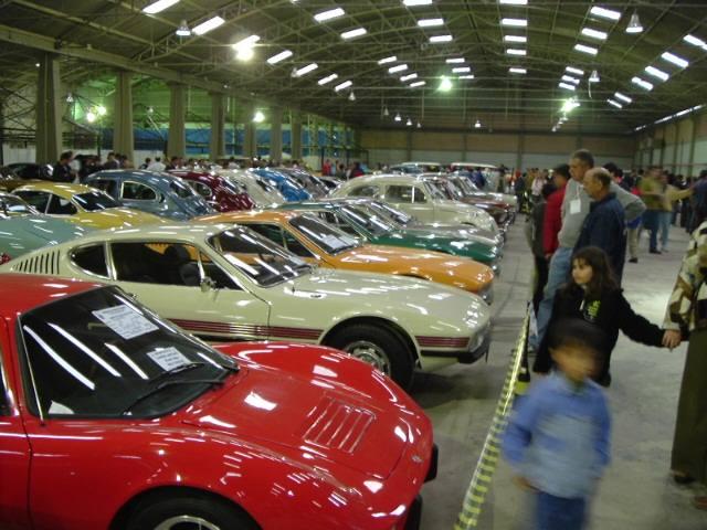 Encontro de Carros Antigos de Criciuma 2004
