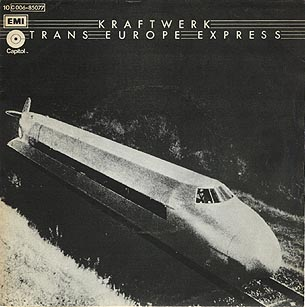 Kraftwerk - Tras Europe Express