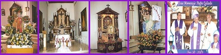 PARROQUIA SAN ANDRES APOSTOL