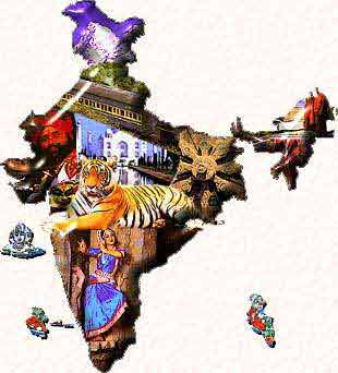 India+map+with+cities+name