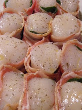 SCALLOPS TO BE SEARED