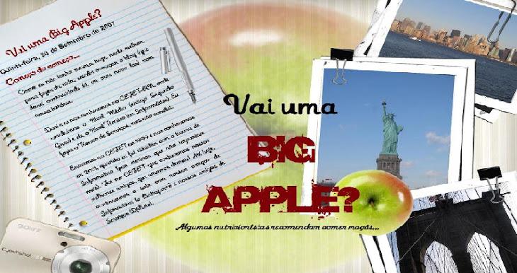 Vai uma Big Apple?