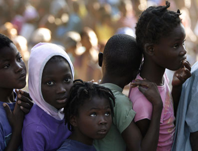 Haitian Orphans and Street Children:  Do Something for them, Sponsor Them