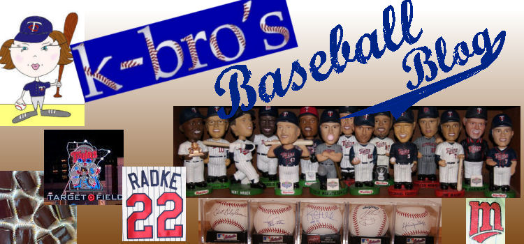 k-bro's baseball blog