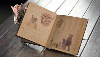 O livro escondido