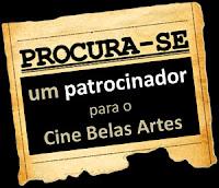 Ajude o Cine Belas Artes
