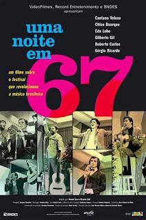 Cartaz Uma Noite em 67