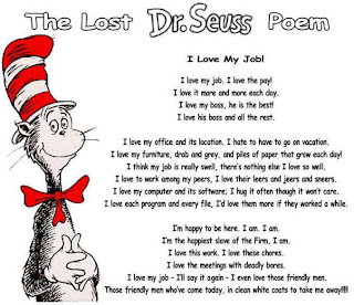 Cat In The Hat Sam I Am Poem