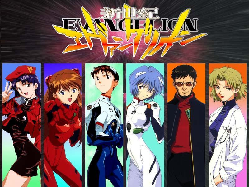 Neon genesis evangelion  cruel angels thesis full english fandub