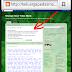 Blogging Pake Browser HP? Bisa dong..!!
