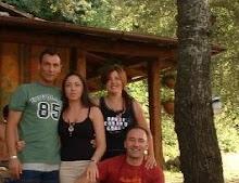 Piergiulio, Massimiliano, Francesca e Antonella