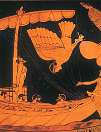 Οδυσσέας και Σειρήνες