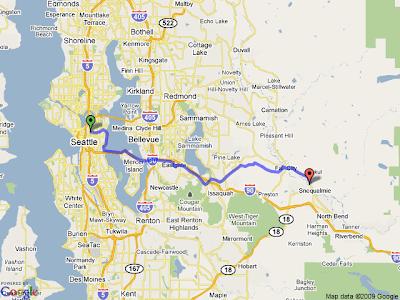 snoqualmie map