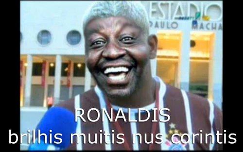 RONALDIS!!!