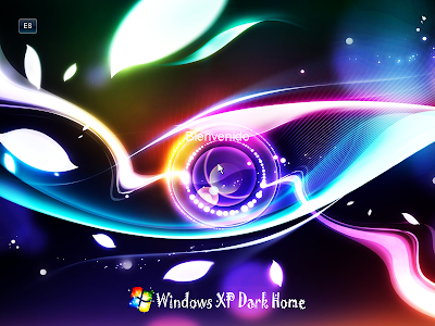 Windows XP Dark Home [Español]