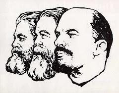 Marx, Engels e Lênin
