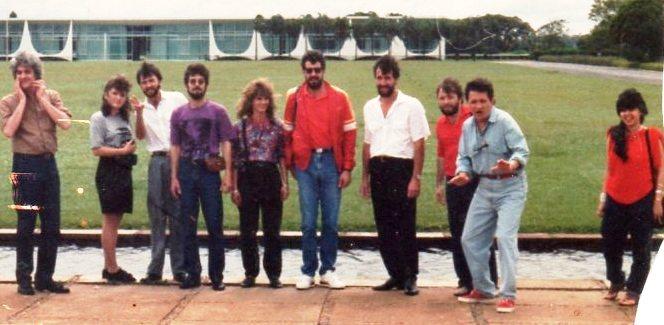 Chester Show em Brasilia