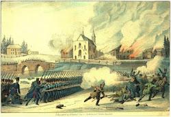Les Troubles de 1837-1838 au Bas-Canada.