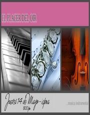 Recital de Música Instrumental