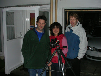Dave, Cathy and Steve