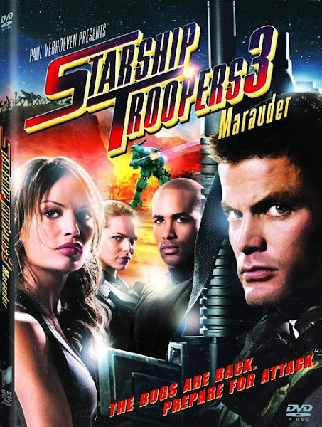 Starship Troopers 3 Marauder Film